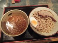 「角ふじづけ麺700円(クーポンで500円)」@麺屋こうじの写真