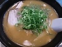 「濃厚こってり醤油麺(750円)」@江どめ屋の写真