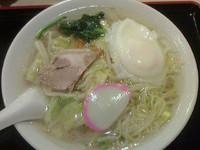 「五目中華700円」@あさひ食堂の写真