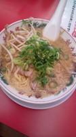 「味噌ラーメン」@ラーメン魁力屋 東千葉店の写真