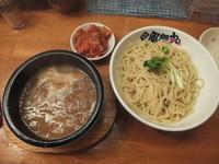 「石焼つけ麺750円」@濃厚豚骨魚介つけ麺 風雲丸 立町店の写真