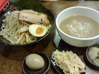 「塩つけ麺大盛り900円」@あさか 麺工房、 朝霞本店の写真
