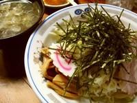 「つけ麺(油多め)」@佐野ラーメン 飛龍の写真
