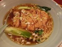 「パイコー麺」@中華一番家の写真