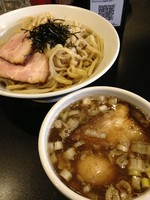「肉煮干つけ麺960」@麺屋 はやしまるの写真