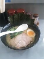 「家系麺匠味ラーメン 600円」@麺匠 矢向の写真