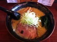 「札幌味噌ラーメン」@北海道らーめん ひむろ 龍ヶ崎店の写真