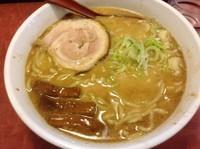 「ラーメン680円」@自家製太打麺 せい拉の写真