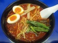「旨辛麺(ノーマル)」@来来亭 久御山店の写真