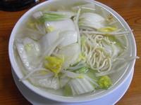 「湯麺」@うな瀧の写真