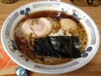 「らーめん+味玉(¥600+¥100)」@らぁ麺 つねの写真