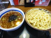 「つけめん・中盛+チャーシュー1枚」@東池袋大勝軒 前橋店の写真