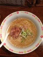 「ラーメン(大盛)500円(+150円)」@麺菜酒家支那そば あすかの写真
