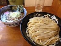 「つけそば(800円)」@中華蕎麦 とみ田の写真
