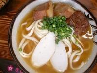 「そば(大)」@きしもと食堂 八重岳店の写真