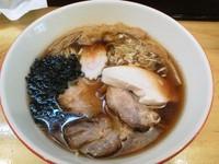 「重ね仕込み醤油らーめん800円」@ら~めん 桜食堂。の写真