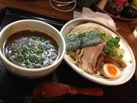 「和風醤油つけ麺(小200g)」@竹風 那須塩原店の写真