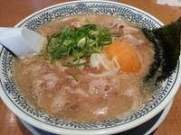 「肉そば 650円(税込682円)」@丸源ラーメン 足利店の写真