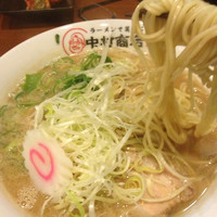 「鶏豚骨大盛り」@中村商店 南茨木の写真