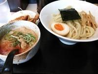「つけ麺(こってり)」@麺屋 ジョニー ベルロード店の写真