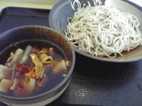 「肉もり+大盛 【480円+100円】」@ゆで太郎 柏の葉キャンパス店の写真