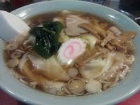 「ワンタン麺」@善の家の写真