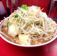 「小ラーメン(¥650)」@ラーメン二郎 仙台店の写真