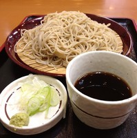 「もり(¥280)」@どん八食堂の写真