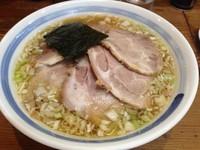 「焼叉麺、970円」@一圓の写真