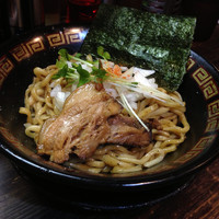 「油そば」@すごい煮干ラーメン凪 渋谷東口店の写真