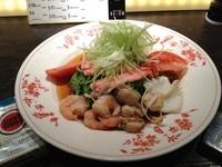 「海鮮翡翠冷麺」@東京老拉麺 Produced By 赤坂璃宮の写真