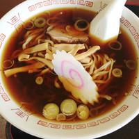 「ラーメン 320円」@永井食堂の写真