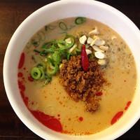 「姫 担々麺」@香家 三田店の写真