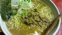 「牛骨ラーメン(750円)」@麺榮 王様のラーメンの写真