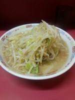「ラーメン(ヤサイ・ニンニク・カラメ)」@ラーメン二郎 ひばりヶ丘駅前店の写真