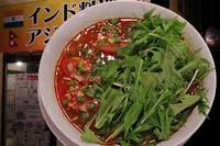 「トムヤムフォー麺」@インド・アジア料理 ポカラの写真