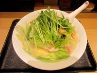 「春野菜ちゃんぽん」@華らんたん 大崎店の写真