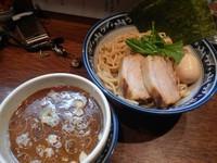 「特製つけ麺」@中華そば 旋の写真