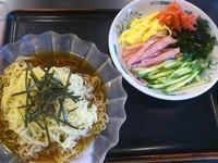「黒酢しょうゆ冷し麺 ¥490」@日高屋 上福岡店の写真