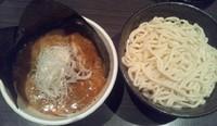 「辛つけ麺 (中盛・ぶっこ盛り)」@ぶっこ麺らーめんの写真