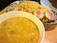 「天心つけ麺」@天心ラーメン 日暮里店の写真
