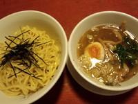 「つけ麺塩中盛800円」@麺屋二八の写真