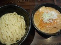 「つけ麺大盛800円」@麺や 蒼 AOIの写真