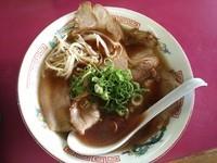 「醤油  中¥650」@豚菜館の写真