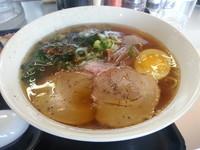 「中華そば竹食堂」@らあめん花月嵐 大宮三橋店の写真