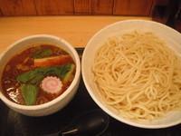 「辛つけ麺(大)」@麺創 玄古 新宿御苑店の写真