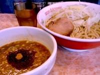 「カレーつけ麺850円」@肉汁らーめん 公 kimiの写真