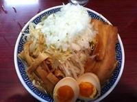 「特製ふじ麺」@匠神角ふじ 柏店の写真