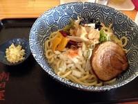 「鶏sioまぜそば(800円)+リゾット(200円)」@朝日屋の写真