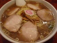 「チャーシューメン(650円)」@赤坂味一の写真
